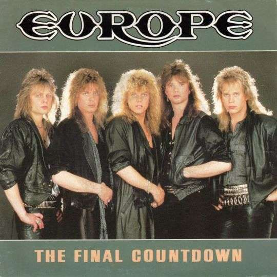 Coverafbeelding The Final Countdown - Europe