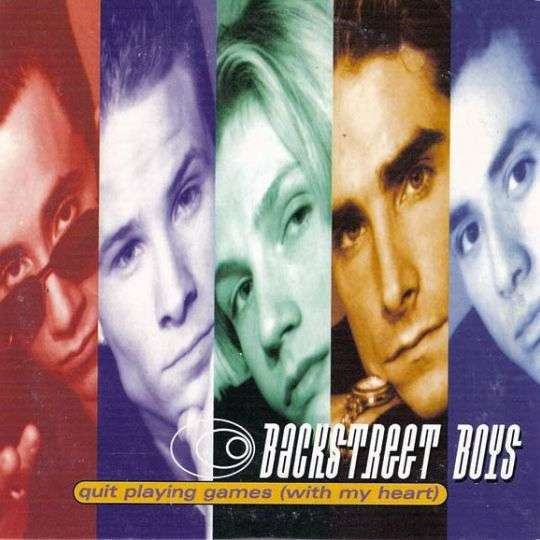 Coverafbeelding Quit Playing Games (With My Heart)/ Christmas Time - Backstreet Boys