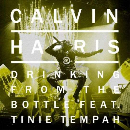 Coverafbeelding Drinking From The Bottle - Calvin Harris Feat. Tinie Tempah