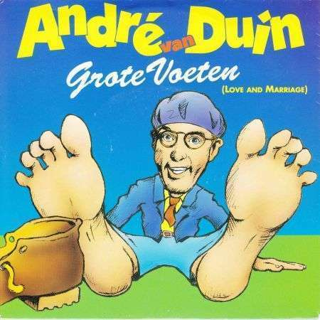 Coverafbeelding Grote Voeten (Love And Marriage) - André Van Duin