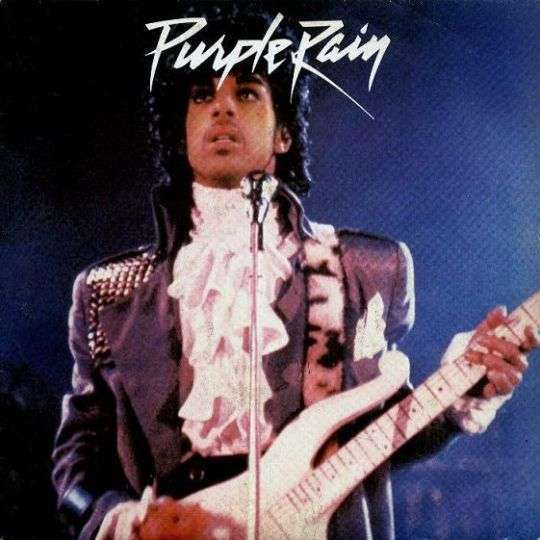 Coverafbeelding Purple Rain - Prince And The Revolution