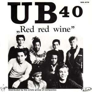 Coverafbeelding Red Red Wine - Ub40