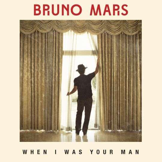 Coverafbeelding When I Was Your Man - Bruno Mars