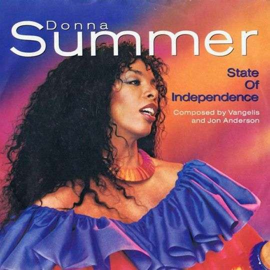 Coverafbeelding Donna Summer - State Of Independence