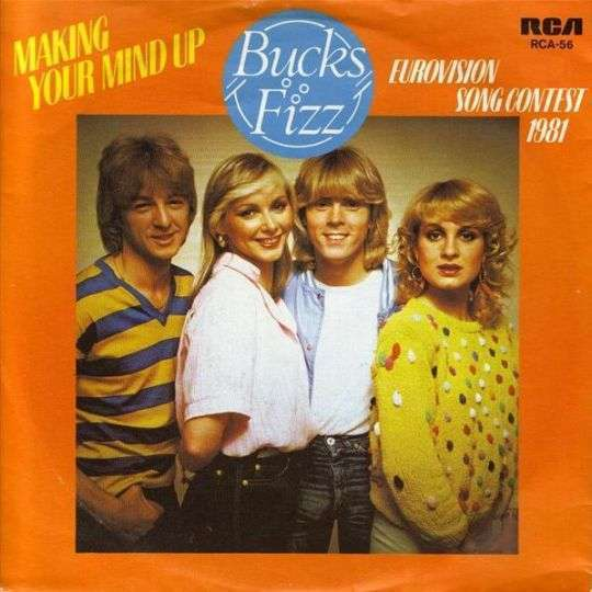 Coverafbeelding Making Your Mind Up - Bucks Fizz