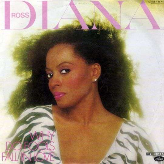 Coverafbeelding Why Do Fools Fall In Love - Diana Ross