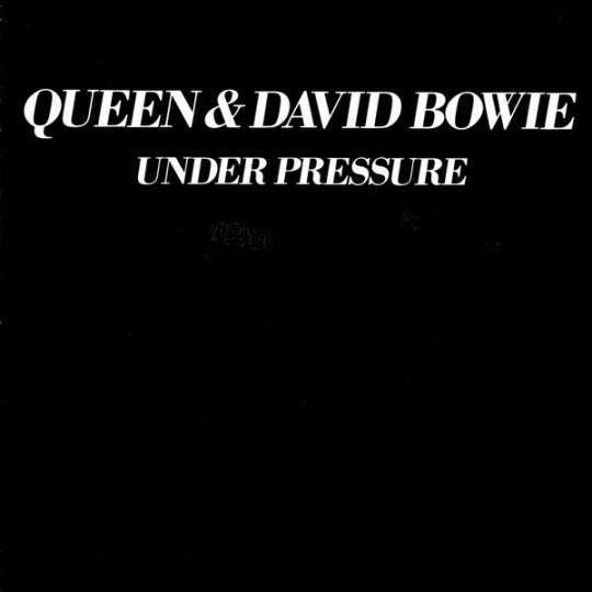 Coverafbeelding Queen & David Bowie - Under Pressure