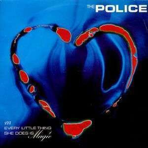 Coverafbeelding Every Little Thing She Does Is Magic - The Police