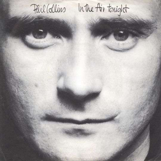 Coverafbeelding In The Air Tonight - Phil Collins
