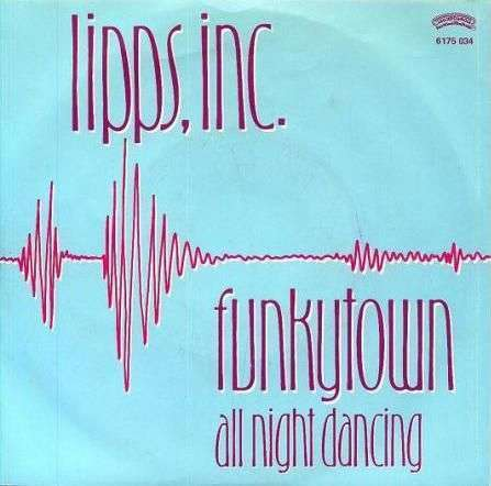 Coverafbeelding Funkytown - Lipps, Inc.