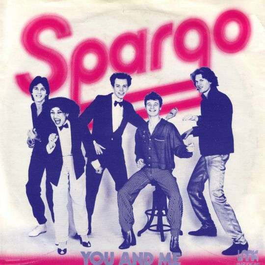 Coverafbeelding You And Me - Spargo
