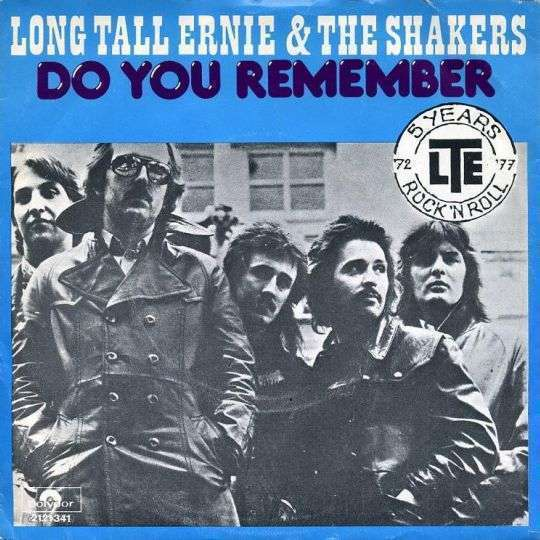 Coverafbeelding Long Tall Ernie & The Shakers - Do You Remember