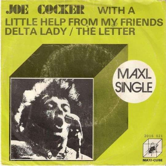 Coverafbeelding With A Little Help From My Friends ((1968)) / With A Little Help From My Friends [Maxi-single] ((1972)) - Joe Cocker
