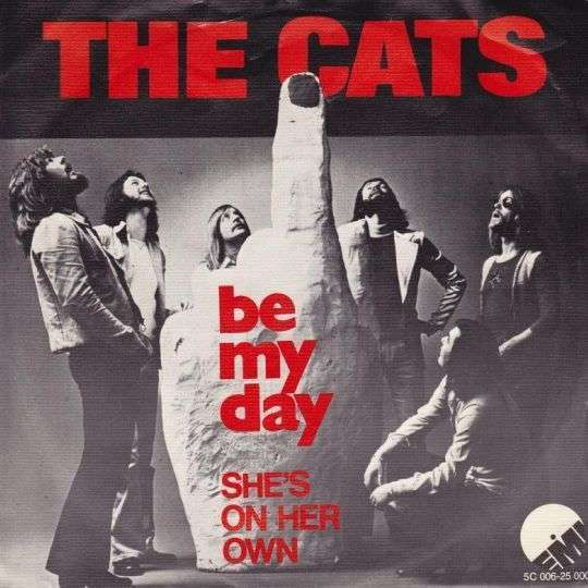 Coverafbeelding Be My Day - The Cats
