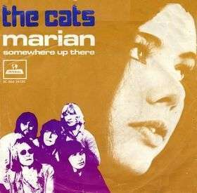 Coverafbeelding Marian - The Cats