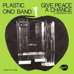 Coverafbeelding Give Peace A Chance - Plastic Ono Band