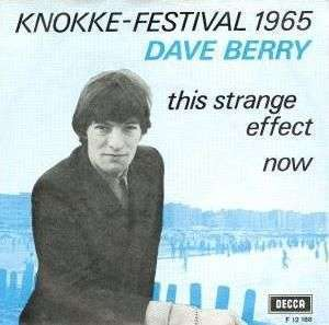Coverafbeelding This Strange Effect - Dave Berry