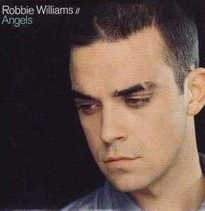 Coverafbeelding Robbie Williams - Angels