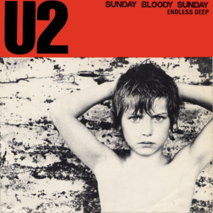 Coverafbeelding Sunday Bloody Sunday - U2