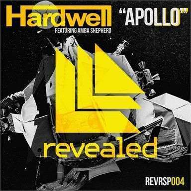 Coverafbeelding Apollo - Hardwell Featuring Amba Shepherd