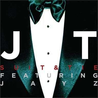 Coverafbeelding Suit & Tie - Jt Featuring Jay Z