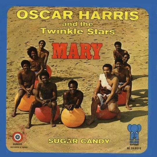 Coverafbeelding Mary - Oscar Harris And The Twinkle Stars
