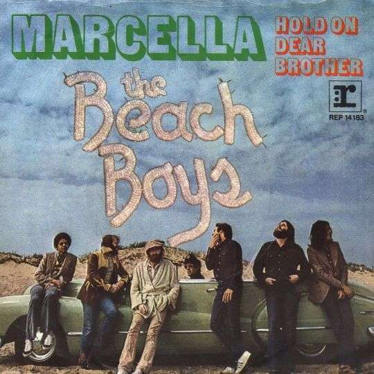 Coverafbeelding Marcella - The Beach Boys