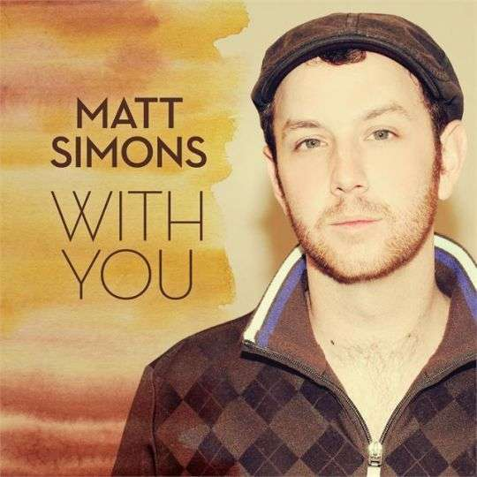 Coverafbeelding With You - Matt Simons