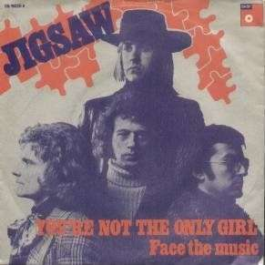 Coverafbeelding You're Not The Only Girl - Jigsaw ((Gbr))
