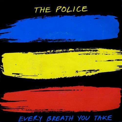 Coverafbeelding The Police - Every Breath You Take