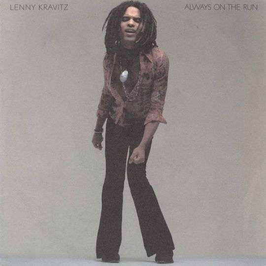 Coverafbeelding Always On The Run - Lenny Kravitz