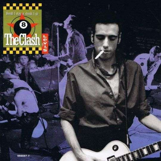 Coverafbeelding Should I Stay Or Should I Go - The Clash