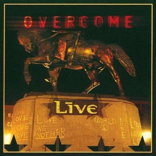 Coverafbeelding Overcome - Live