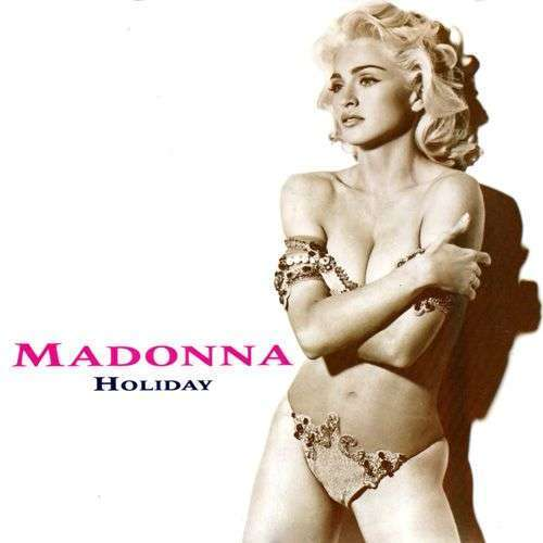 Coverafbeelding Holiday / Holiday / Holiday [Lp Edit] - Madonna
