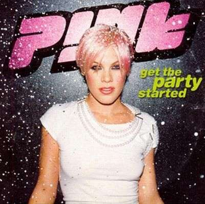 Coverafbeelding Get The Party Started - P!nk