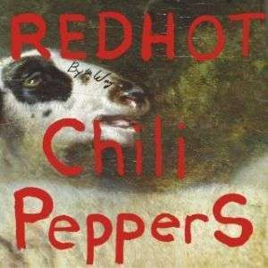 Coverafbeelding By The Way - Redhot Chili Peppers
