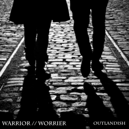 Coverafbeelding Warrior//worrier - Outlandish