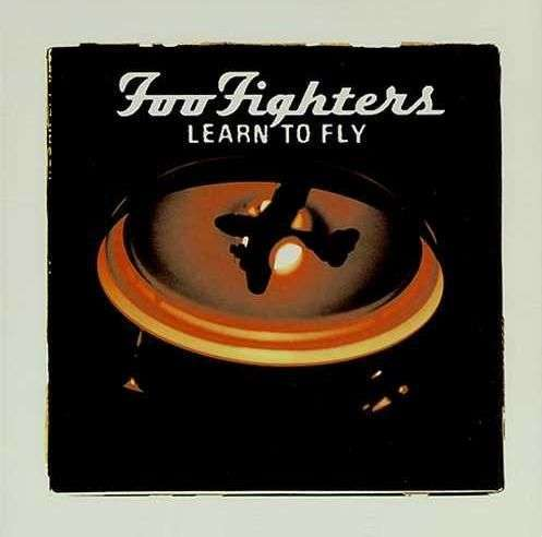 Coverafbeelding Learn To Fly - Foo Fighters