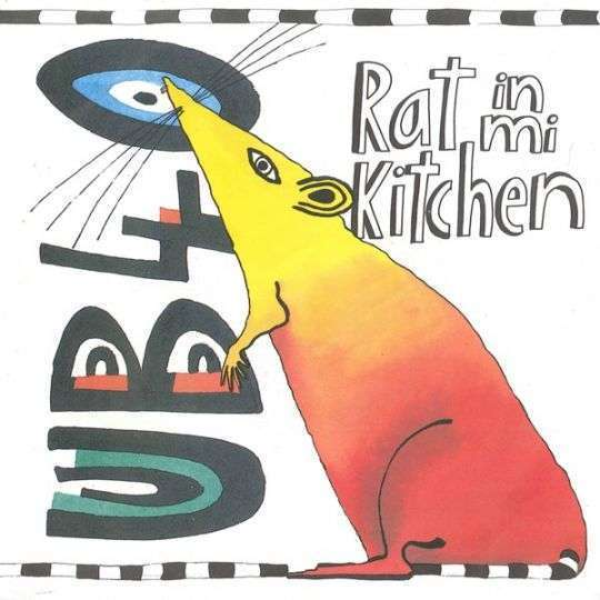 Coverafbeelding Rat In Mi Kitchen - Ub40