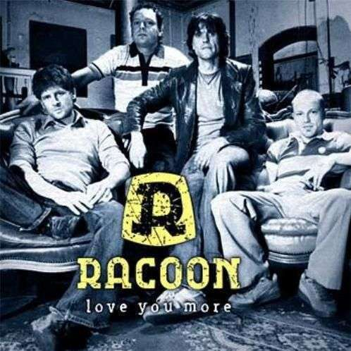 Coverafbeelding Love You More - Racoon