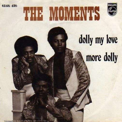 Coverafbeelding Dolly My Love - The Moments