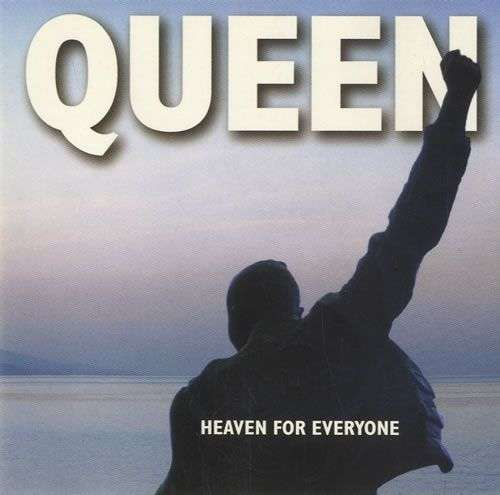Coverafbeelding Heaven For Everyone - Queen