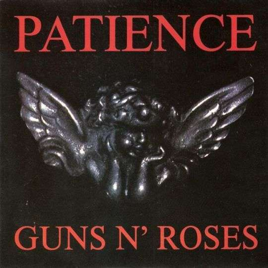 Coverafbeelding Guns N' Roses - Patience