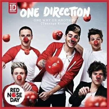 Coverafbeelding One Way Or Another (Teenage Kicks) - One Direction