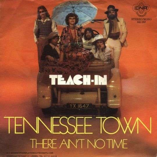 Coverafbeelding Tennessee Town - Teach-In