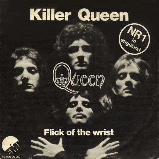 Coverafbeelding Killer Queen - Queen