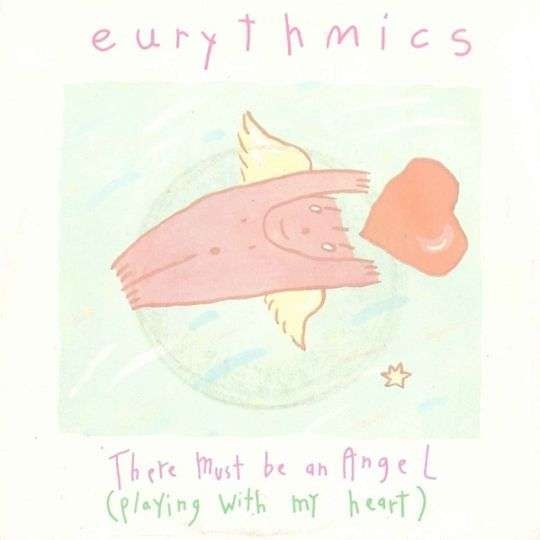 Coverafbeelding Eurythmics - There Must Be An Angel (Playing With My Heart)