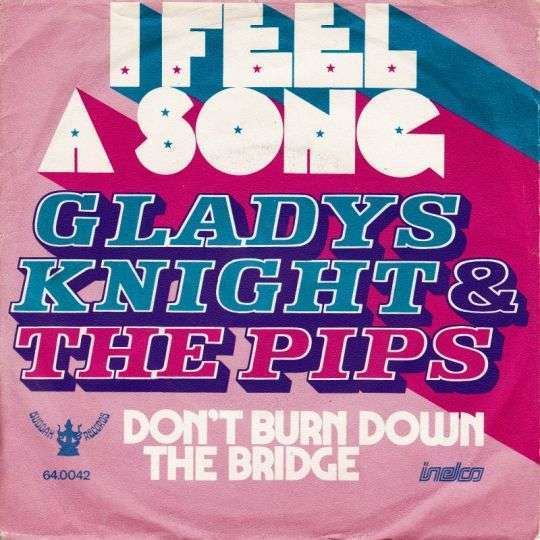 Coverafbeelding I Feel A Song - Gladys Knight & The Pips