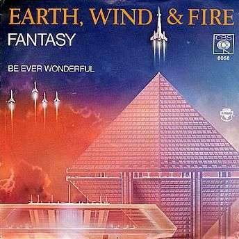 Coverafbeelding Fantasy - Earth, Wind & Fire