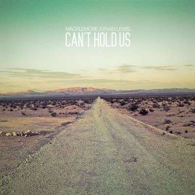 Coverafbeelding macklemore x ryan lewis - can't hold us